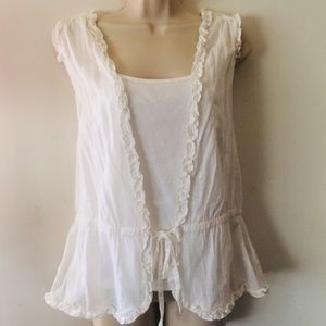 Sonoma cotton blouse.